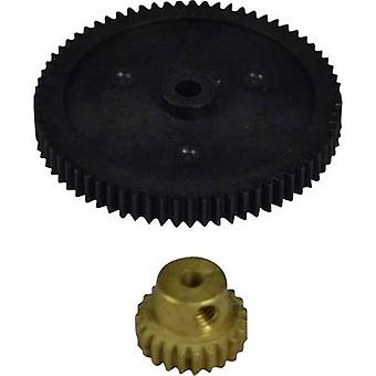 Reely 10472+10323+RH5117 Spare part 70-teeth cogwheel, sprocket