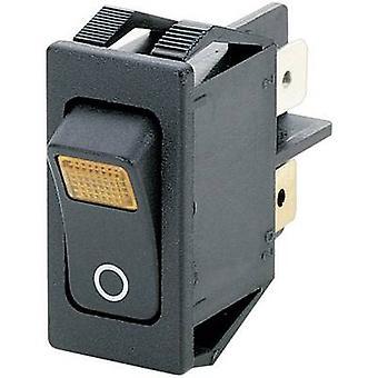 Marquardt tuimelschakelaar 1555.3104 250 V AC 16 A 2 x Off/On IP40 klink 1 PC('s)