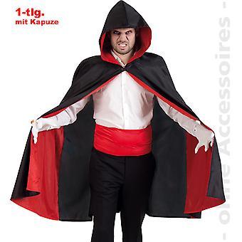 Vampyr vampyr kappe hr. kostume Grev Dracula mænds Cape kostume