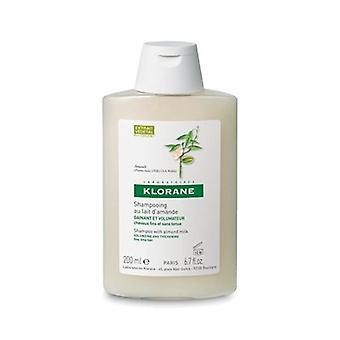Klorane Shampoo with Almond Milk