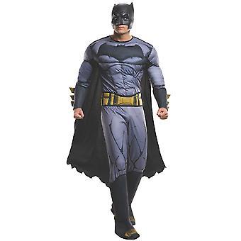 באטמן v סופרמן דה-לוקס שריר השחר של השופט גיבור-על של DC Mens תלבושות