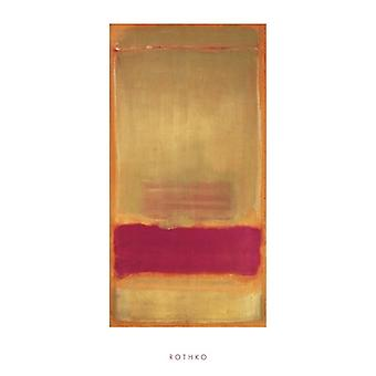 Untitled 1949 Poster Print by Mark Rothko (20 x 40)