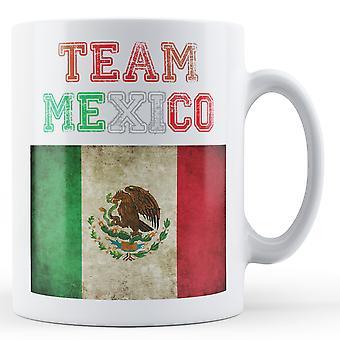 Team Mexico - Printed Mug