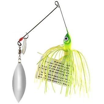 Strike King 3/8 oz Spinnerbait - Chartreuse/Lime