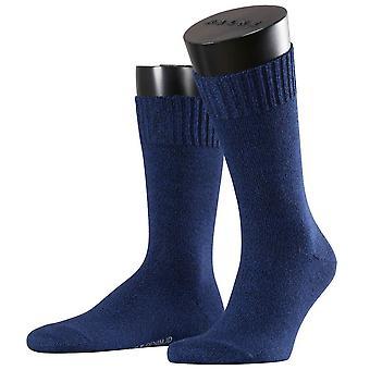 Falke Denim ID Socks - Dark Navy