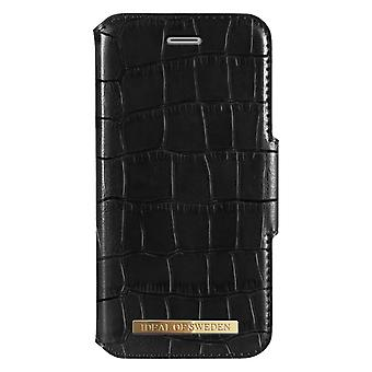 iDeal Of Sweden iPhone 8/7/6s/6/SE Capri Wallet - Sort