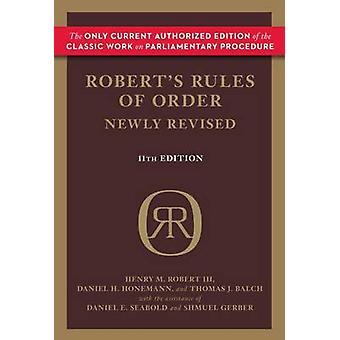 Regole di Robert dell'ordine di Henry M. Robert - Daniel H. Honemann - Tho
