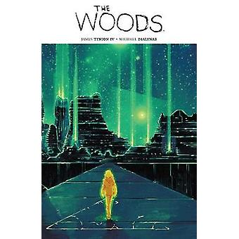 The Woods Vol. 7 - The Black City by James Tynion IV - Michael Dialyna
