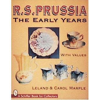 R.S.Prussia - i primi anni di Leland Marple - Carol Marple - 978076