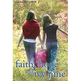 Foi, espérance et Ivy juin