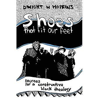 Skor som passar våra fötter: Källor för en konstruktiv svart teologi