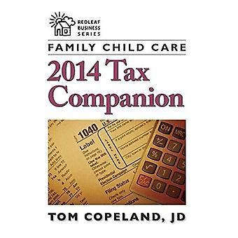 Familj barn vård 2014 skatt följeslagare (Redleaf Business)