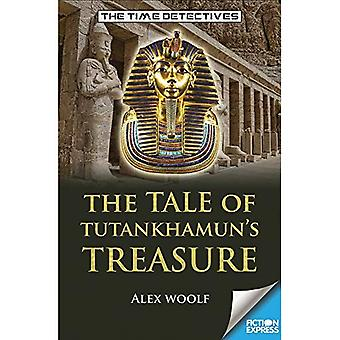 Sagan om Tutankhamun's Treasure (Fiction Express)
