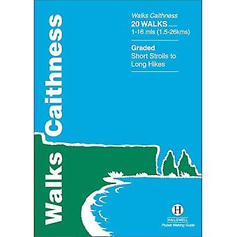 Walks Caithness (Hallewell Pocket Walking Guides)