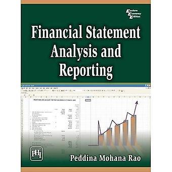 Bokslutet analys och rapportering