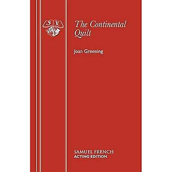 La courtepointe de Continental: Play (par intérim édition S.)