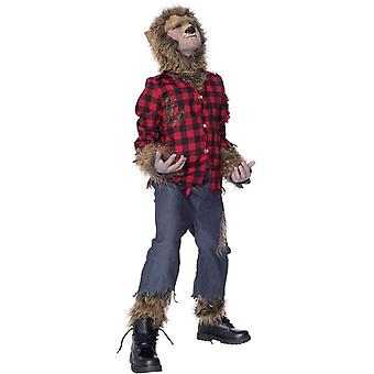 Costume enfant de Wolfman