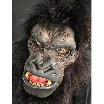 Go-Rilla Latex Mask For Adults