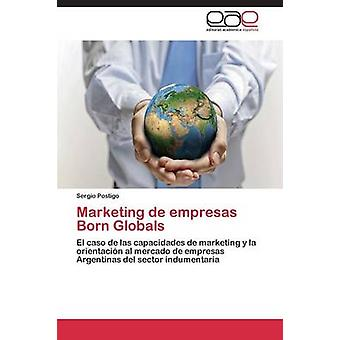 Marketing de Empresas geboren Globals von Postigo Sergio