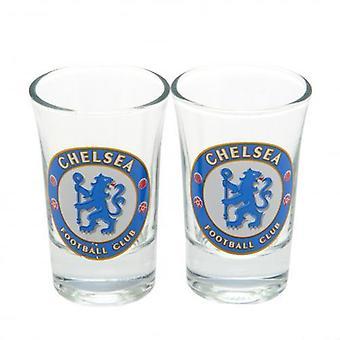 Chelsea 2pk Shot Glass Set