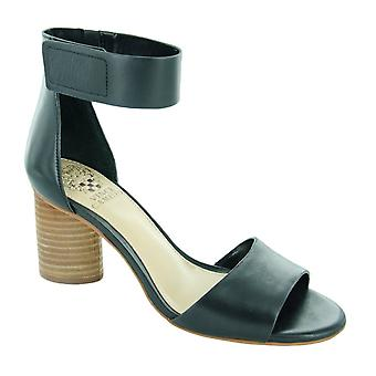 Vince Camuto Womens Jacon Leather Open Toe Special Occasion Ankle Strap Sandals