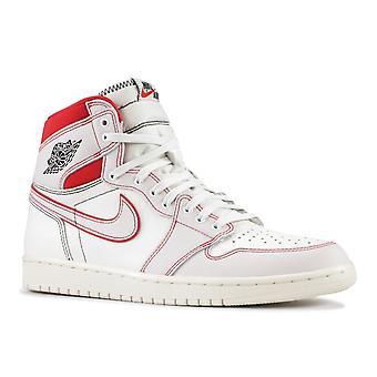 Air Jordan 1 Retro High Og  'Phantom' - 555088-160 - Shoes