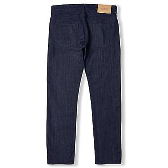 Edwin ED55 Tapered Regular Jeans Kingston Denim spoelen