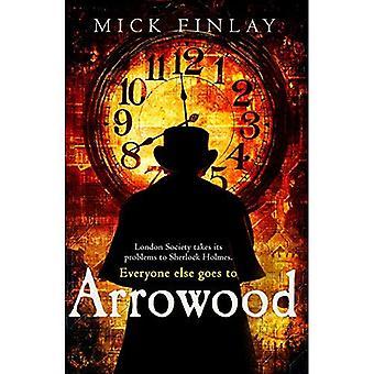 Arrowood (An Arrowood Mystery, Book 1) (An Arrowood Mystery)