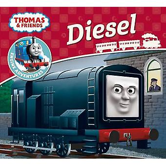 Thomas & Friends-Diesel-9781405285759 kirja