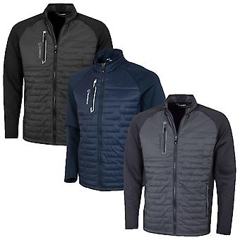 Sunice Mens Golf Hamilton Thermal Hybrid Jacket