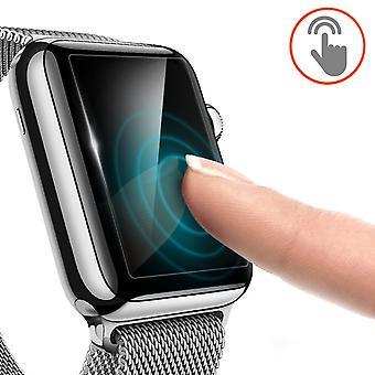 Protection Pack Apple Watch 42mm 3 Films Flexible Transparent Spigen