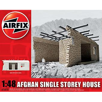 Airfix A75010 Afgan Single Storey House 1:48 Model Kit