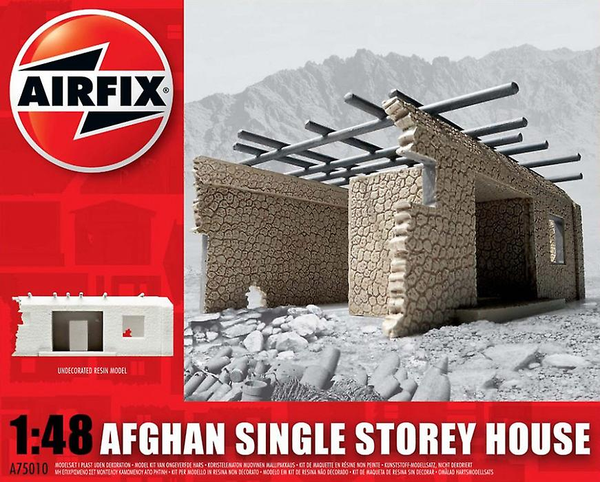 Airfix afghanske enkelt etagers hus (A75010)
