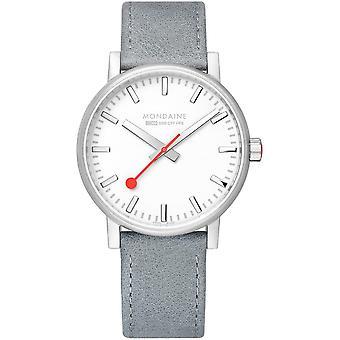 Mondaine MSE.40110.LH Evo2 Big Heren Horloge