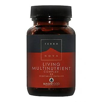 Terranova Living Multinutrient Complex Vegicaps 50 (T1346)