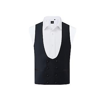 دوبيل رجالي البحرية ملابس السهرة للرجال صدرية العادية صالح مزدوجة الصدر