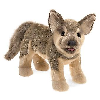 Hand Puppet - Folkmanis - German Shepherd New Toys Soft Doll Plush 3116