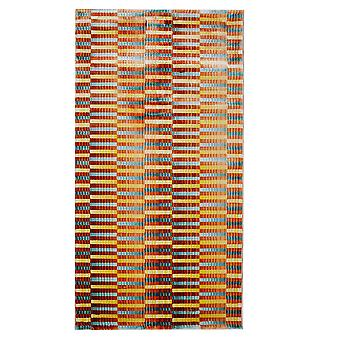 Pierre Cardin Designmatte in Acryl rot/grün
