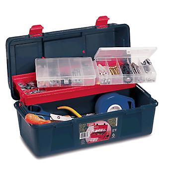 Tayg Plastic tool box with tray and case (DIY , Tools , Inventory systems , Storage)