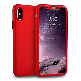 PC Case for iPhone XR + Screen Protector