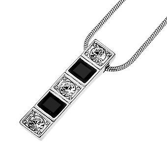 Oliver Weber-halsband för kvinnor-mässing-470 mm-COD. 8683