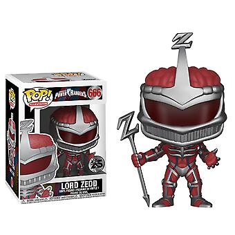 Power Rangers Lord Zedd Pop! Vinyl