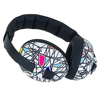 Banz Bubzee Earmuffs - Sticks & Stones 0-2 Years