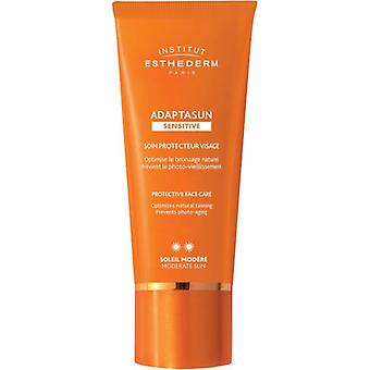 Esthederm Adaptasun Sensitive Face Cream Moderate Sun 50ml
