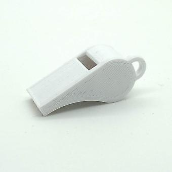 Whistle PLA Plastic 118+ Db White