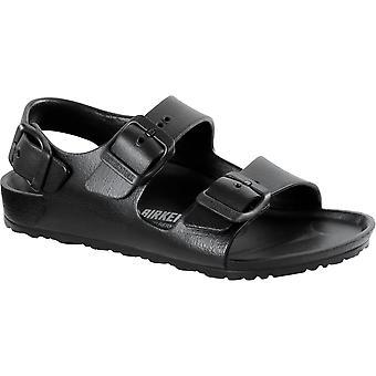 Birkenstock Kinder Milano Sandal E V A 1009353 Schwarz NARROW