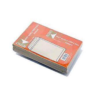 Regency Peel & Seal Manilla Envelopes (Pack Of 50)
