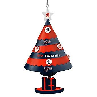 Detroit Tigers MLB Tree Bell Ornament