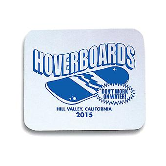 White mouse pad trk0594 hoverboards