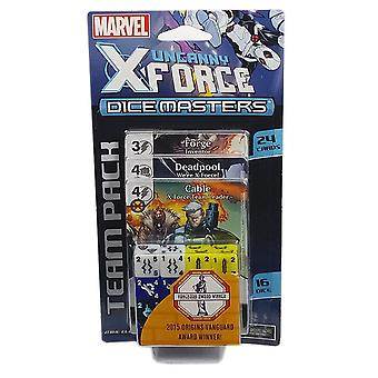 WizKids Marvel Dice Masters X-Force Team Pack